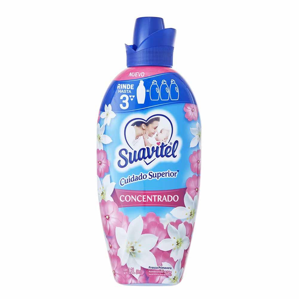 Suavizante Concentrado Fresca Primavera Botella 1.3L
