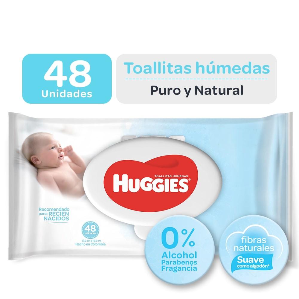 Paquetes Para Bebes Recien Nacidos.Toallitas Humedas Para Bebe Recien Nacido Paquete 48un Cornershop