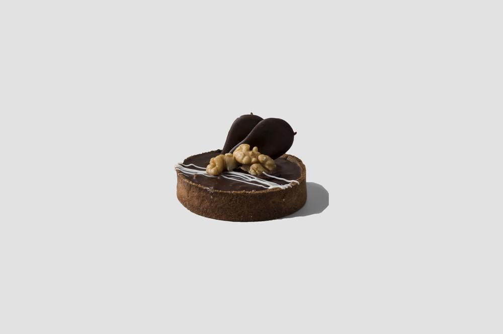 Tarta de chocolate individual Individual