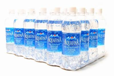 Water bottles 24 x 500 mL