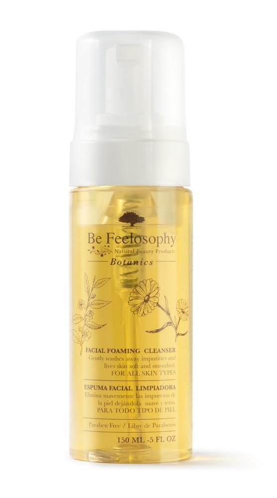 Espuma facial limpiadora Botanics 150 ml