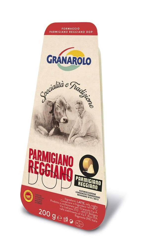Queso parmigiano reggiano 200 g
