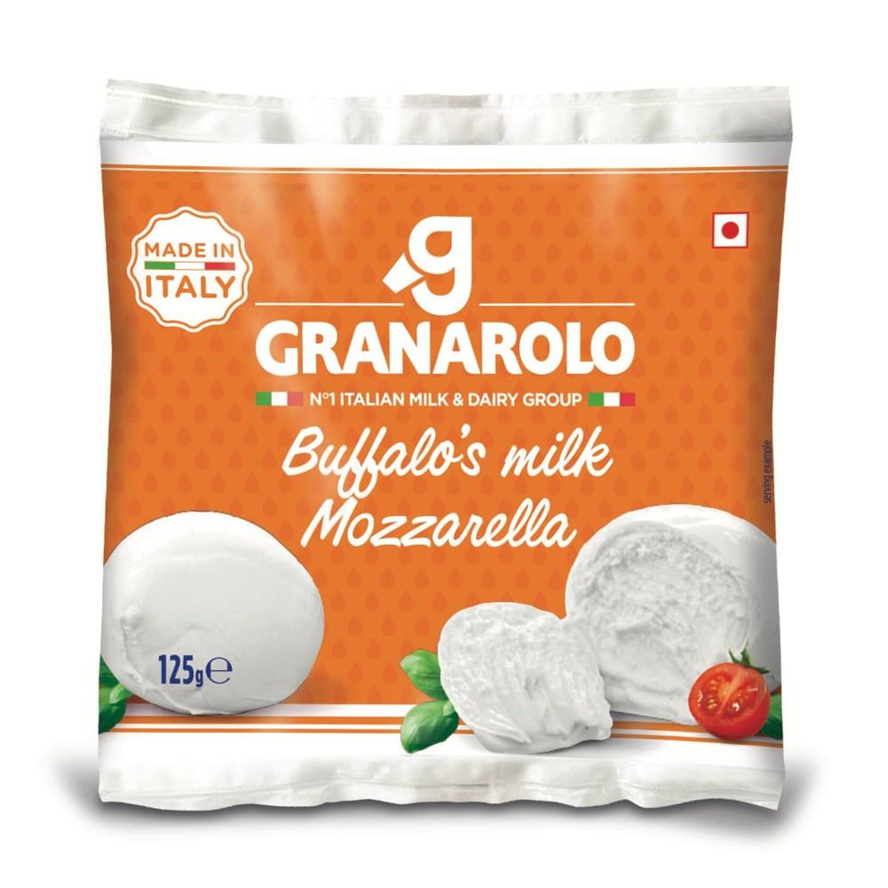 Queso mozzarella bufala 125 g