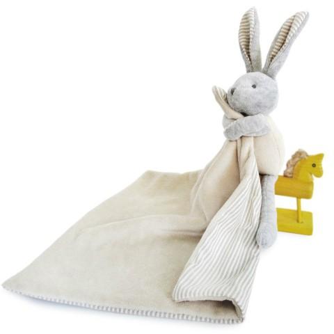 Tuto con peluche de conejo 3,5x30x33 cms