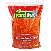 Fertilizante Superfosfato triple, 48% Fósforo, Bolsa 1 kilo