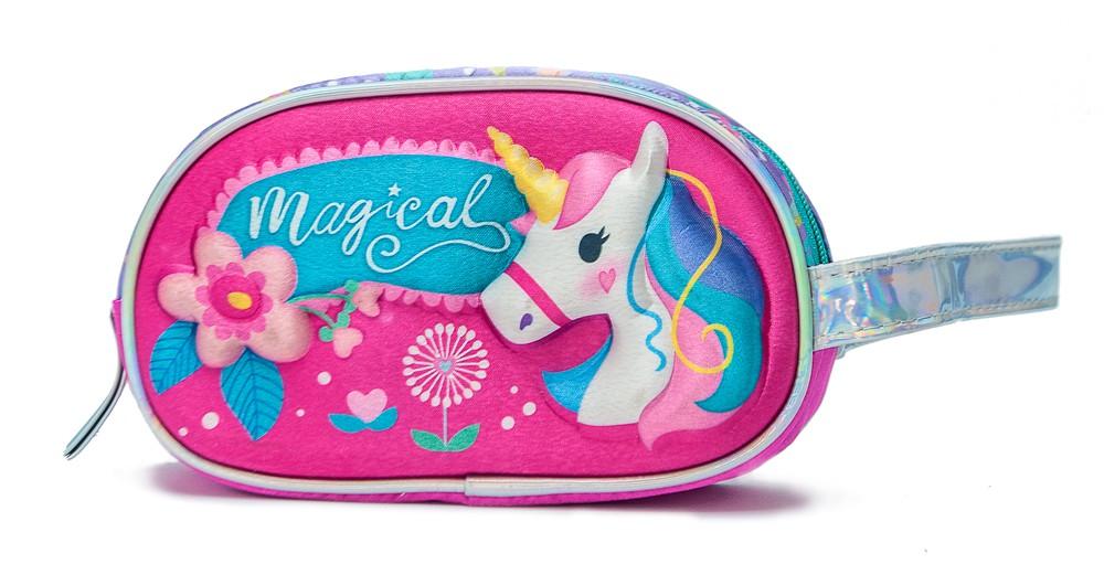Estuche mágico de unicornio