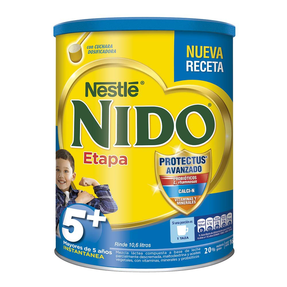NIDO 5 PROT 1600g