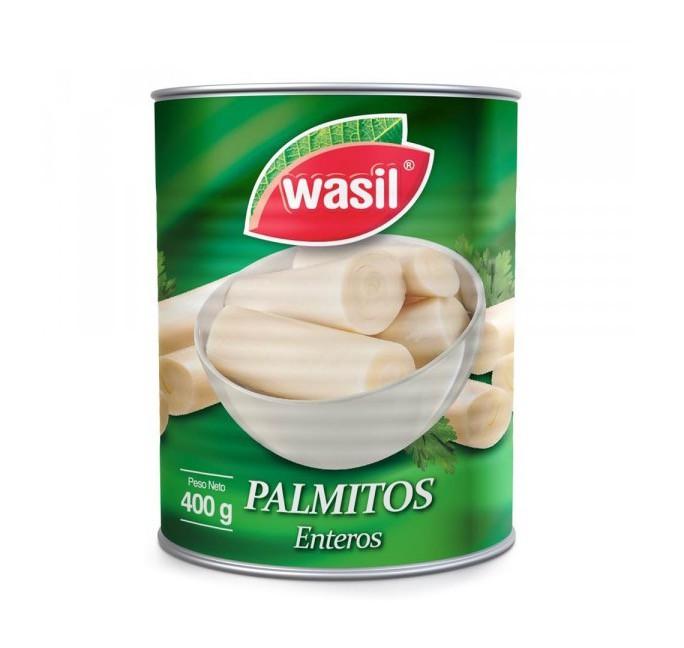 Palmitos enteros 400 g