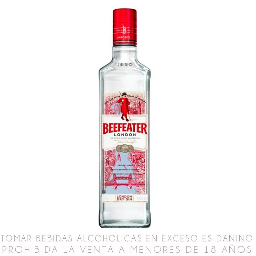 Gin London Dry Botella 750 ml