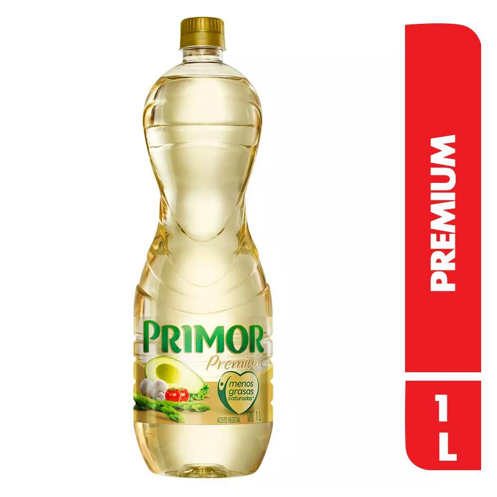 Aceite vegetal premium