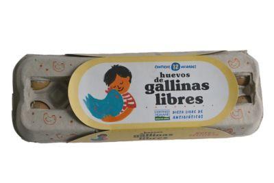 Huevos Gallinas Libre