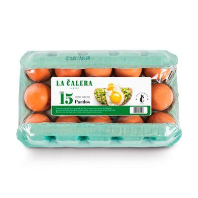 Huevos  Pardos