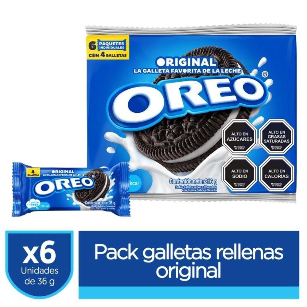 Galletas sabor original