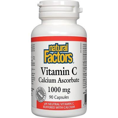 Vitamin C Calcium Ascorbate