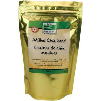 Milled Chia Seeds
