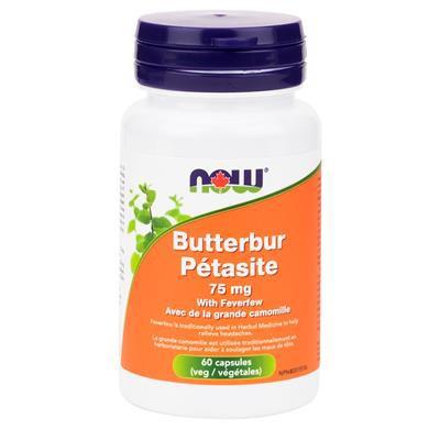 Butterbur capsules 75 mg