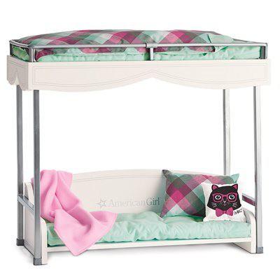 American Girl Bunk Bed Bedding At Home Cornershop