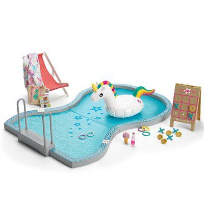 American Girl® Truly Me™ Doll Hobby Accessory Swimming Pool
