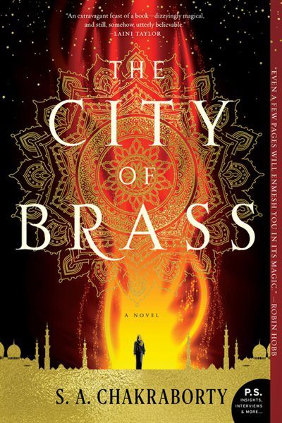 The City Of Brass: A Novel · Chapters Indigo · Cornershop