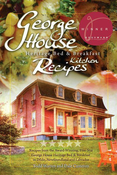 George House Heritage Bed Breakfast Kitchen Recipes