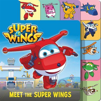 Super Wings: Meet The Super Wings · Chapters Indigo