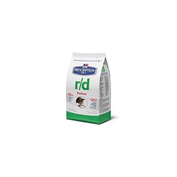 Feline prescription diet r/d
