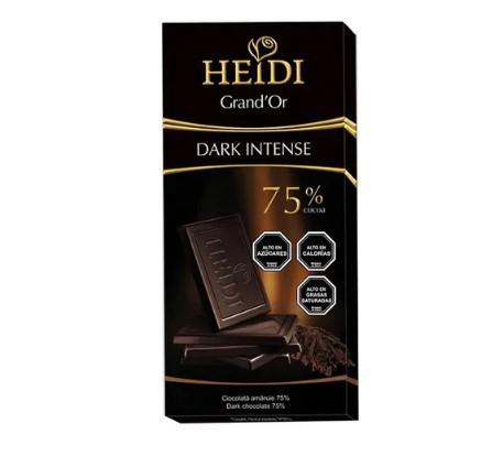 Chocolate tableta dark intens