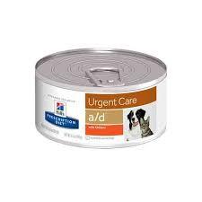 A/d urgente care dog