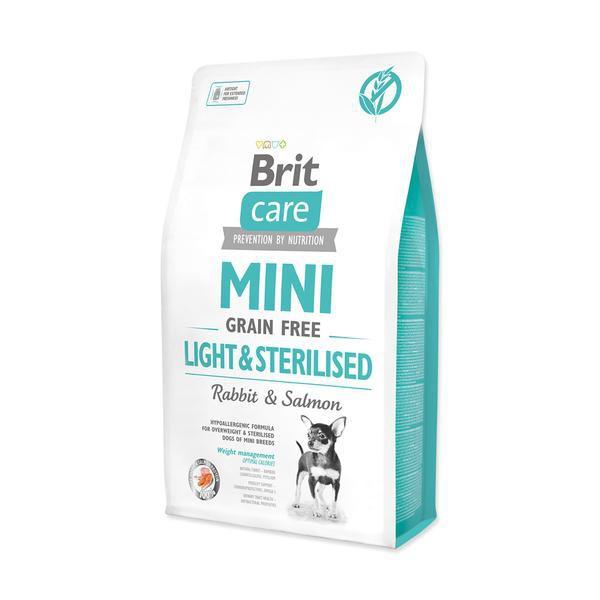Mini gf light & sterilised