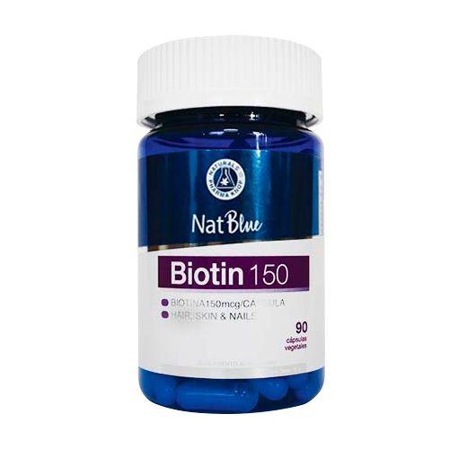 Biotin 150 mcg natb 90 CÁPSULAS