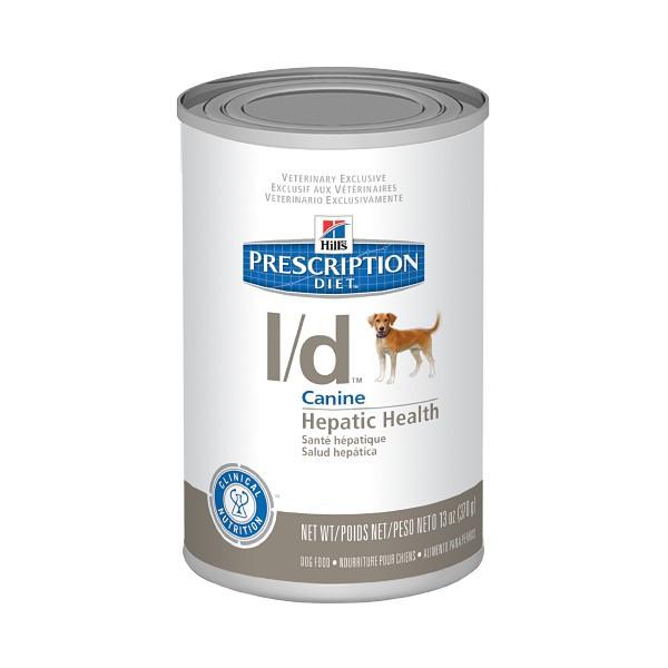 Lata canine prescription l/d