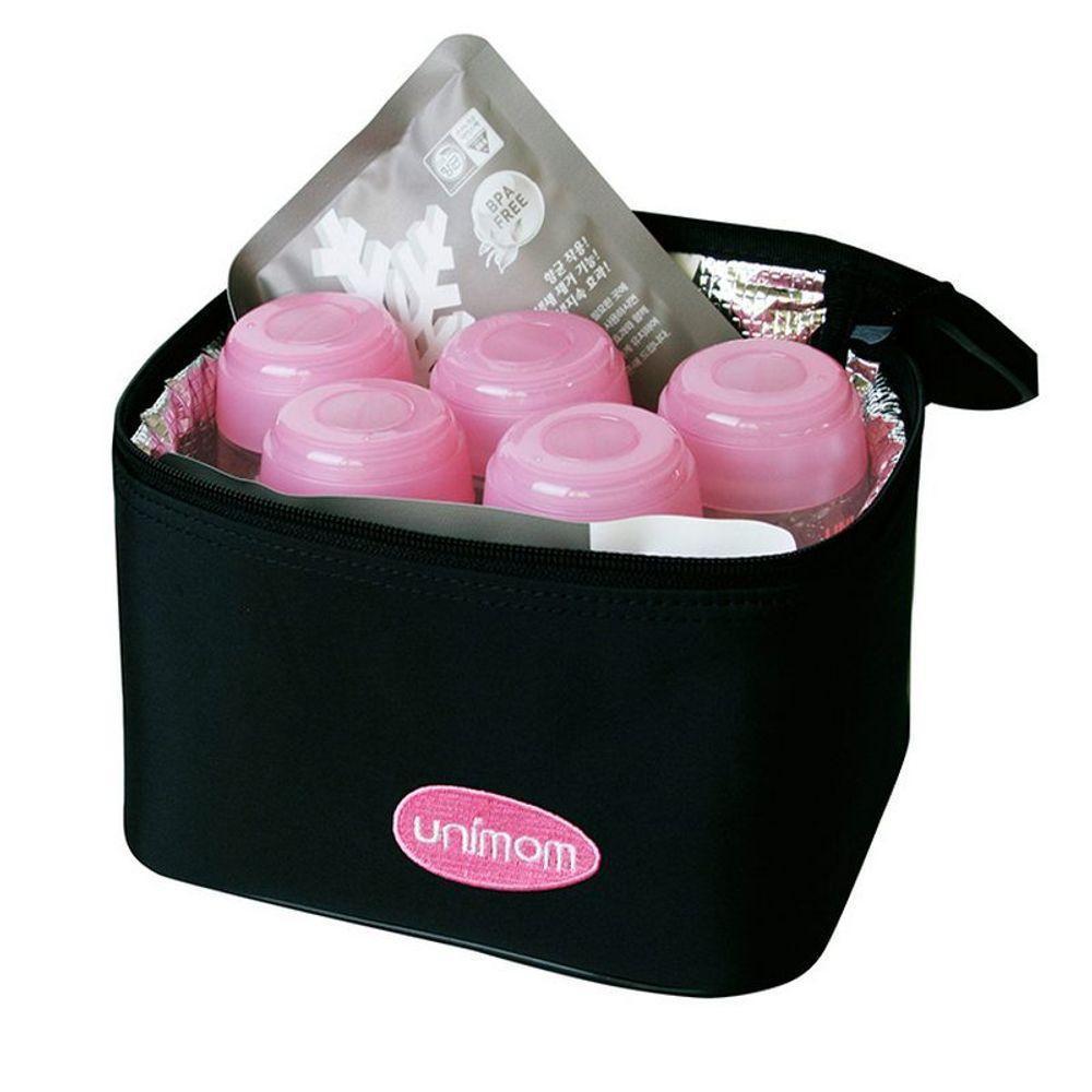 Cooler bag para leche materna