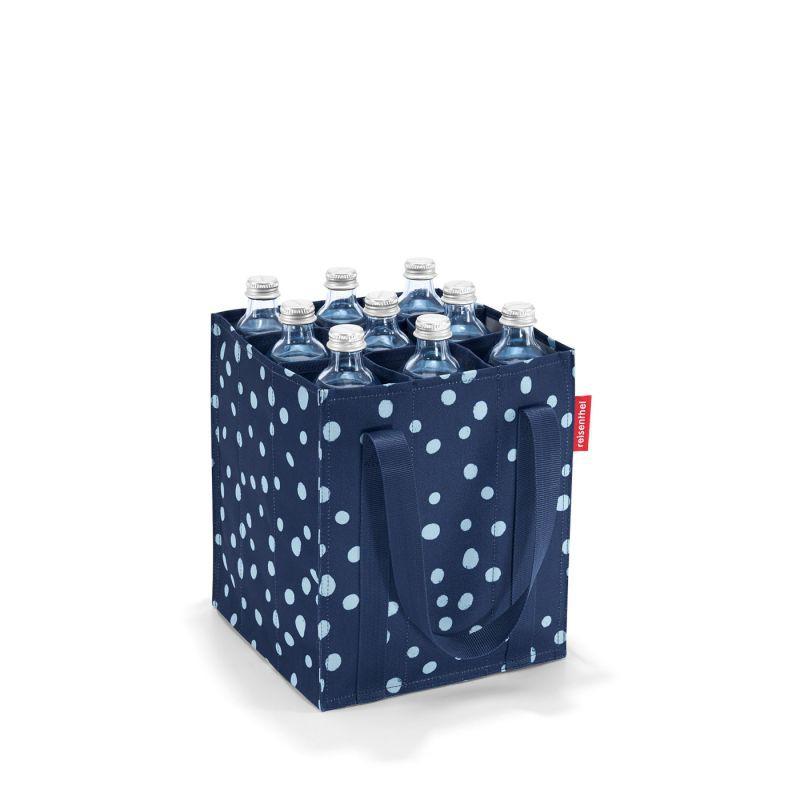 Bolso botellero  spots navy 1 un