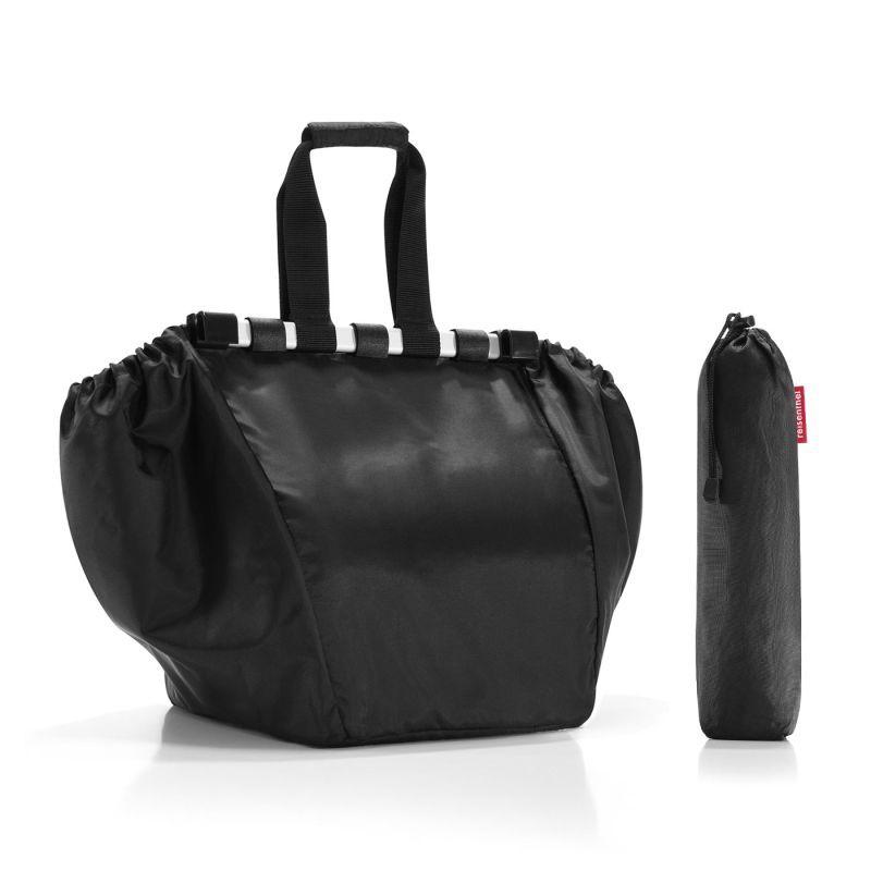 Bolsa de compras - easyshoppingbag black Resistente al agua Medidas: 32,5 x 38 x 51 cm.