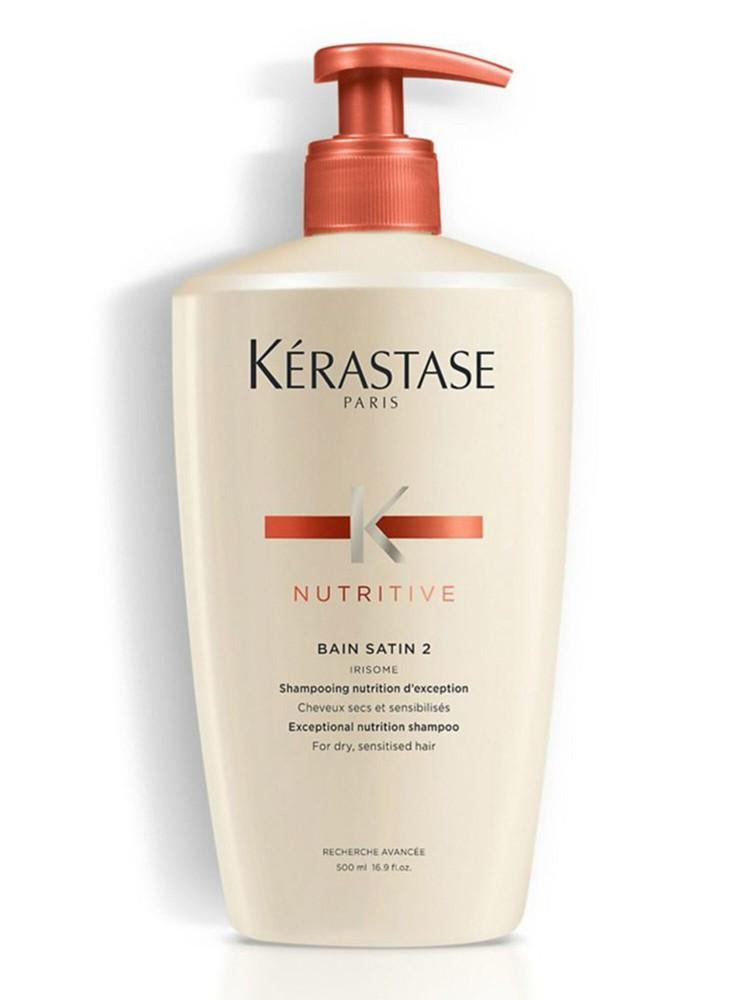 Shampoo nutritive satin 2