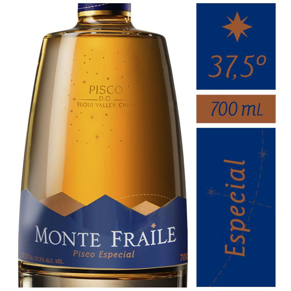 Pisco especial 37.5° Botella 750 ml