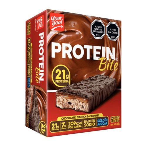 Barra protein bite chocolate crunch