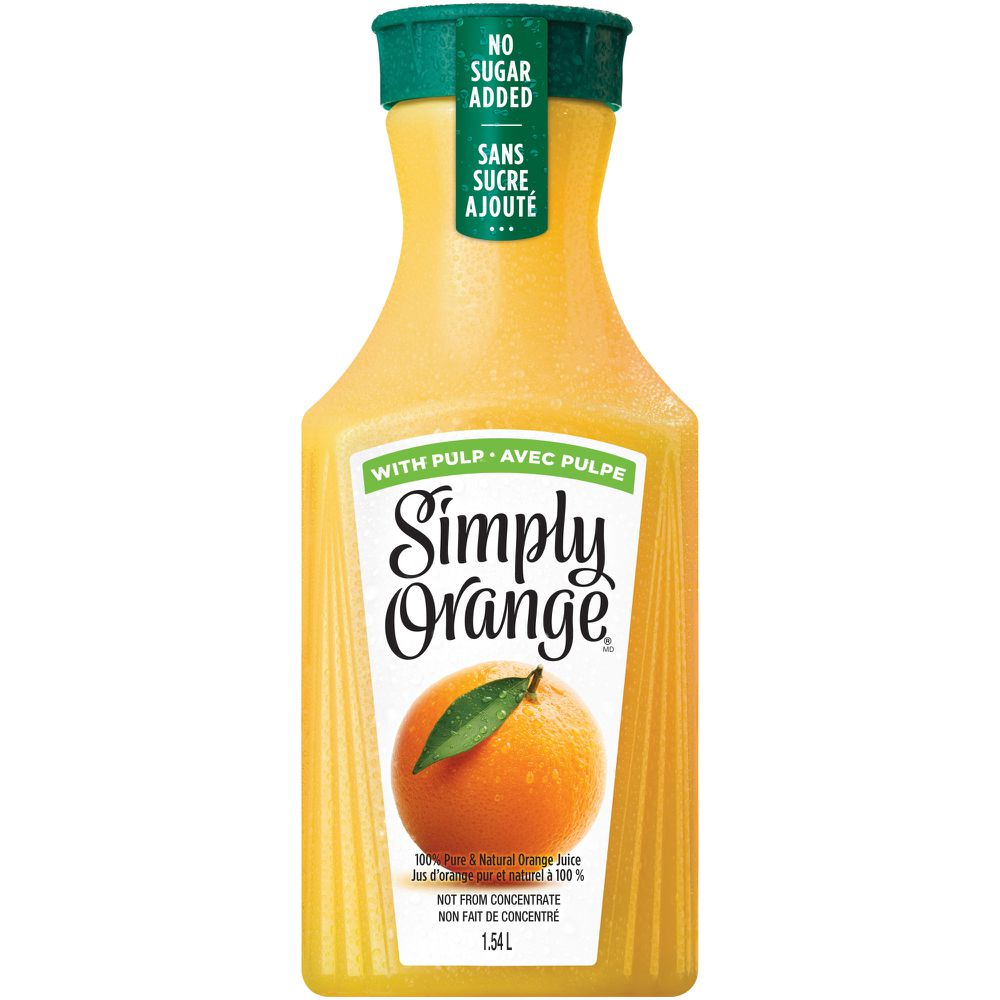 Orange® With Pulp Orange Juice