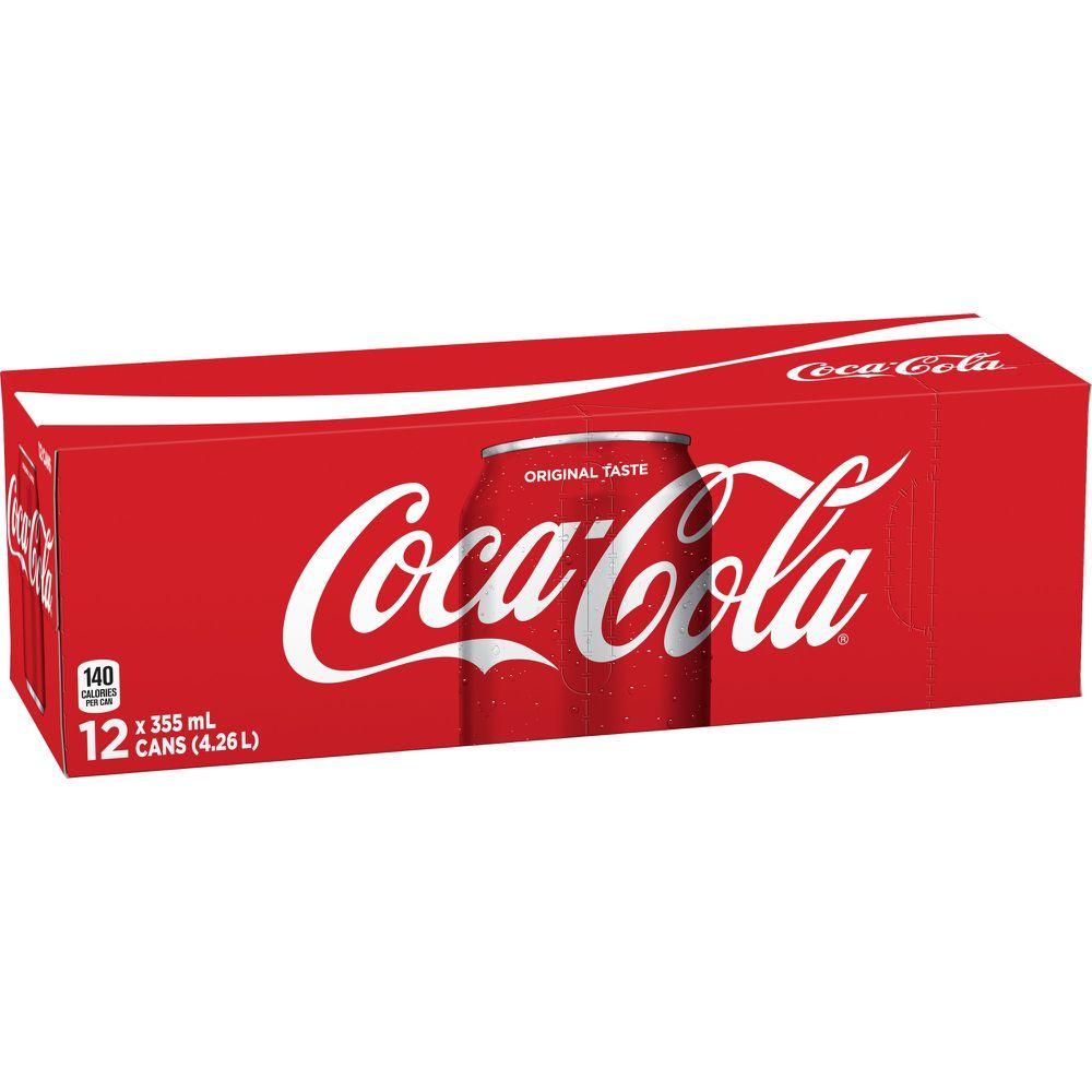 Coca-Cola® Cans