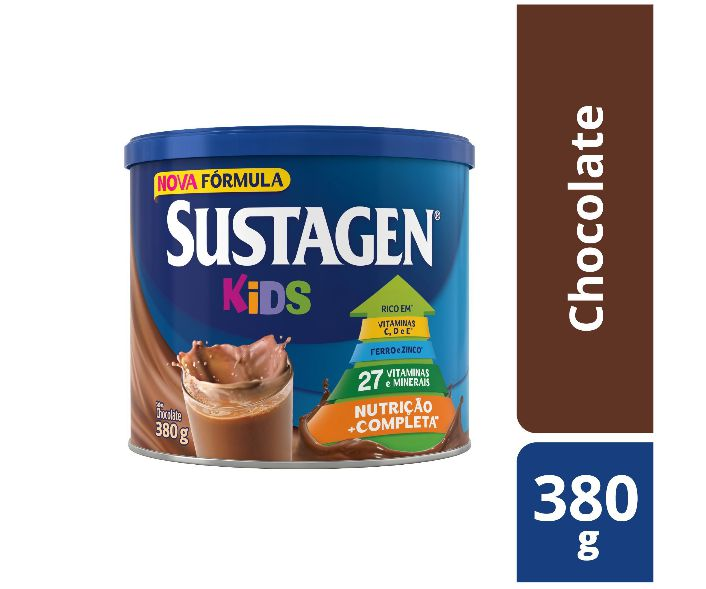 Complemento alimentar chocolate