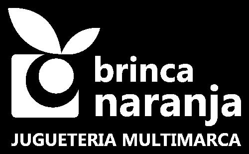 Logo Brinca naranja
