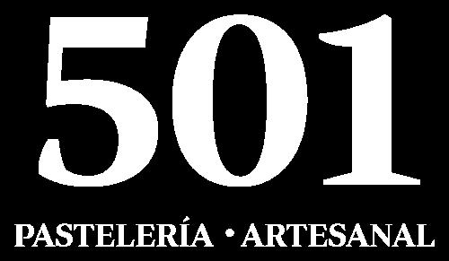 Logo 501 Pastelería artesanal