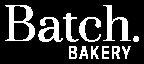 Logo Batch Bakery