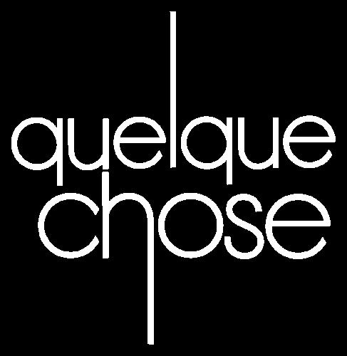 Logo Quelque Chose Pàtisserie