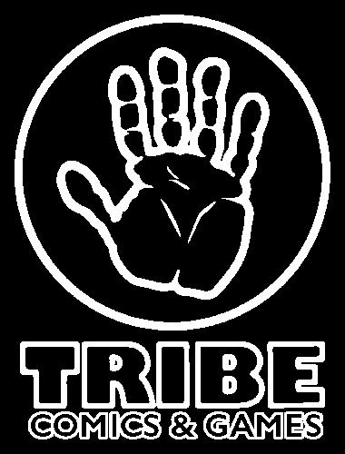 Logo Tribe Comics and Games