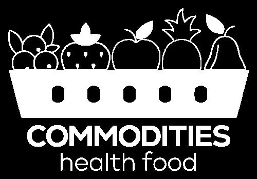 Logo Commodities Health Food