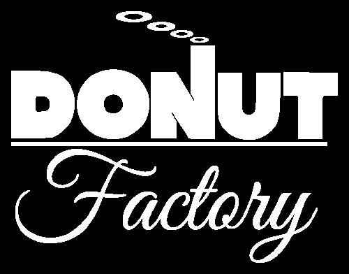 Logo Donut Factory