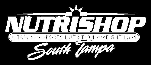 Logo Nutrishop South Tampa