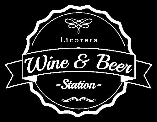 Logo Wine & beer station
