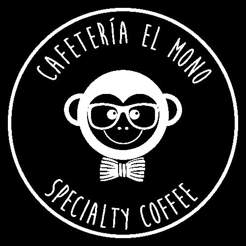 Logo Cafetería el mono